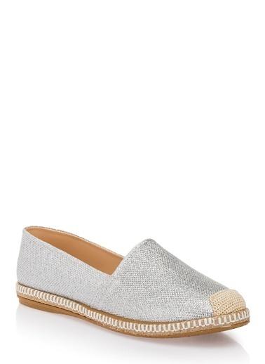Pier Lucci Ayakkabı Gümüş
